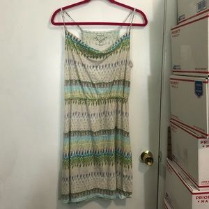 Sonoma Printed Dress